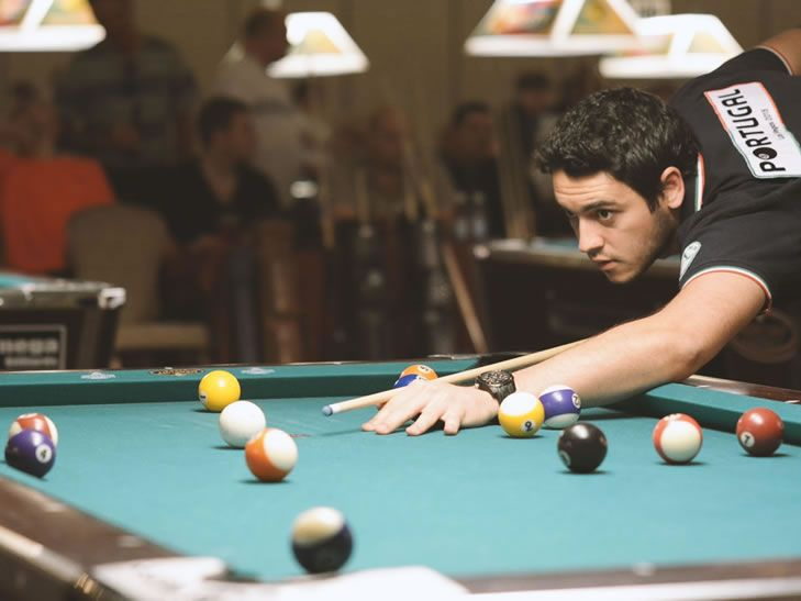 SMART Talent: Jorge, o campeão mundial de pool